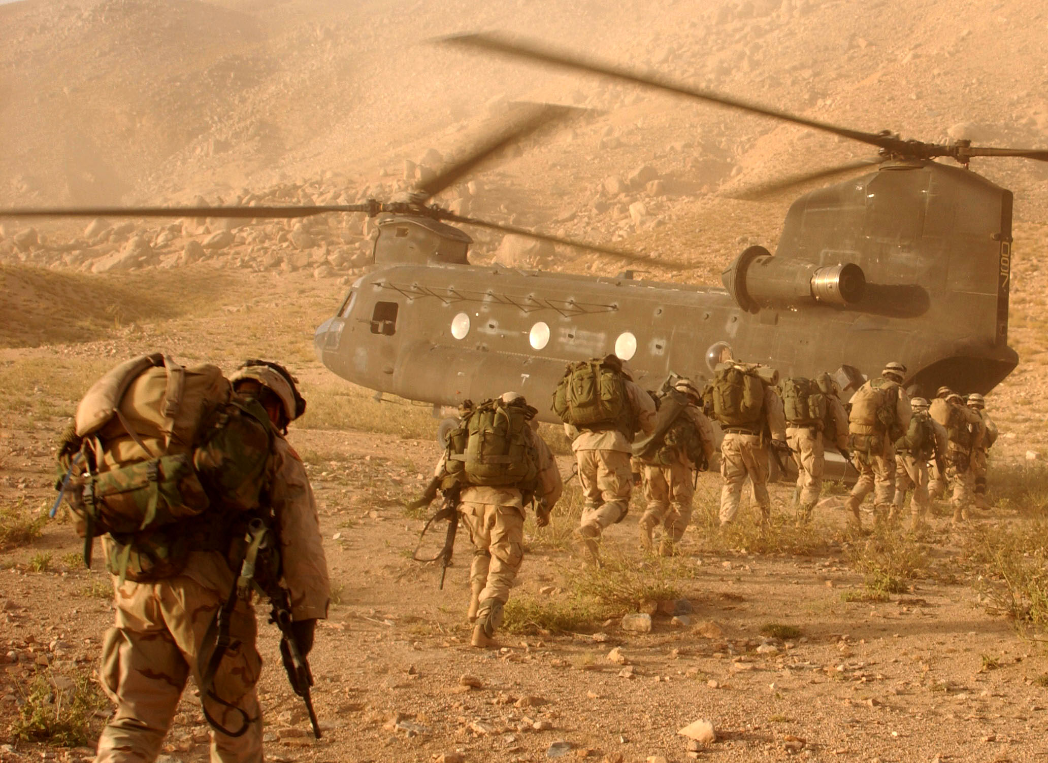 us 10th mountain division soldiers in afghanistan  Obama and His Record